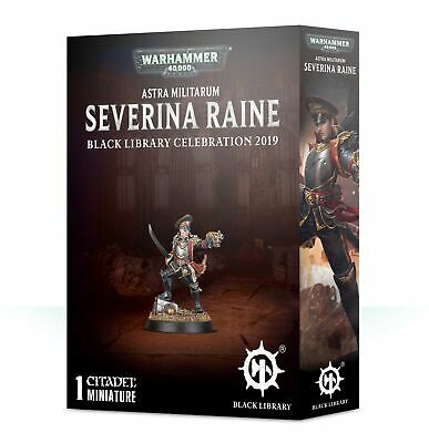Astra Militarum Severina Raine Games Workshop Brand New 99810105031