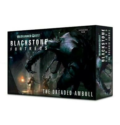 Blackstone Fortress: The Dreaded Ambull - English Games Workshop New 60010699016