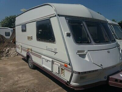 Equerry 2/3 berth caravan well looked after SELLING FOR A CUSTOMER