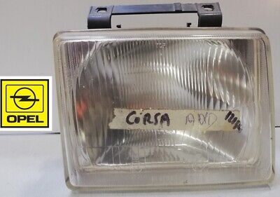OPEL CORSA A Optique phare gauche AVG left izquierda + support ( KINBY original