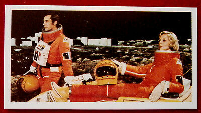 SPACE 1999 - Card #08 - COMMLOCK - BASSETT, 1976