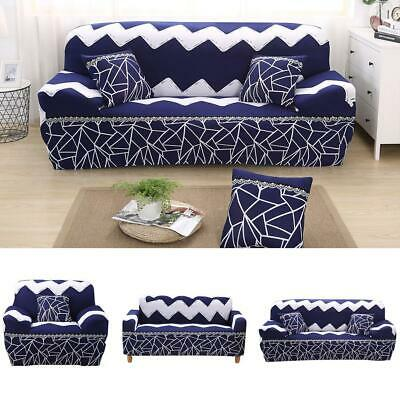 1/2/3 Seater Sofa Couch Cover Pad Chair Slipcover Throw Mat Furniture Protector