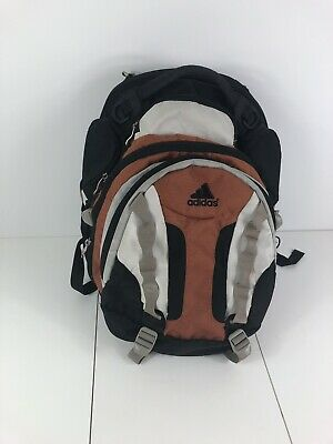 7343d5ab1e37 Adidas Large Orange Backpack School Sports Load Spring Straps