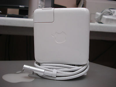 """GENUINE ORIGINAL OEM 60W CHARGER A1344 for 2009 2010 2011 15"""" MACBOOK PRO USED"""