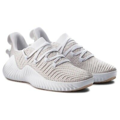 0f178318aba2 new adidas AlphaBOUNCE TRAINER womens running shoes sz 8 beige training  sneakers