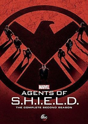 Marvel Agents Of S.h.i.e.l.d. The Complete Second Season Dvd Marvel's Shield