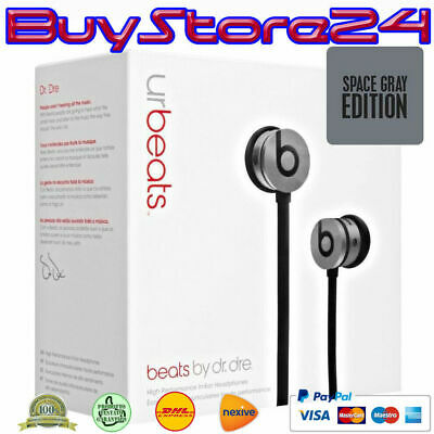 Cuffie Auricolari Urbeats Model B0547 Headset Space Gray Edition Beats By Dr.dre