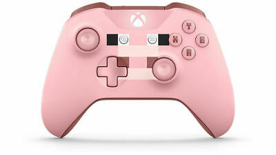 Microsoft XBOX ONE Wireless Controller [ Minecraft PIG Special Edition ] NEW