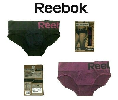 0601a55e9923 ... Training Laser Cut Thong Stretch Nude Large.  8.00 Buy It Now 3d 5h.  See Details. Reebok Small 2 Pack Women s Seamless Hipster Performance  Workout ...