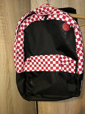 313e62e5eb89 VANS Marvel Spidey Realm Backpack Rucksack BNWT Spiderman Avengers Bag
