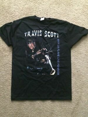e7a30a30c6a7 NEW TRAVIS SCOTT ComplexCon Long Beach 2016 Tour Gildan T shirt ...