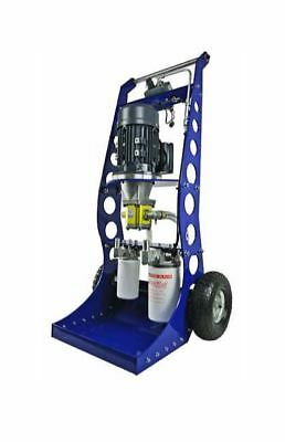 OIL TRANSFER / FILTRATION CARTS 240v WITH FILTERS, 2 Mtr LEAD, HOSE