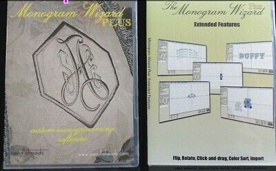Monogram Wizard Plus & Extended Features