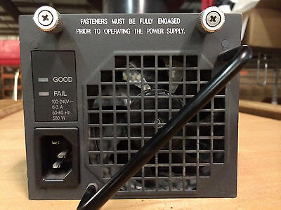 Cisco Catalyst 400W Power Supply P/N 34-0873-01 APS-111 12V GREAT CONDITION