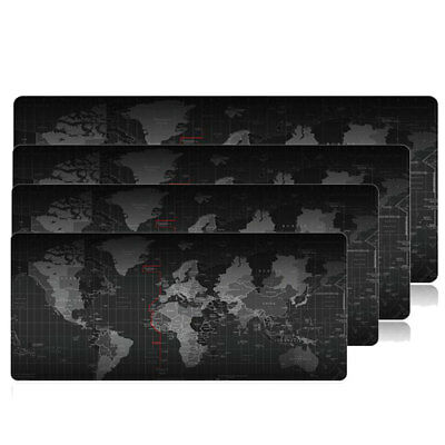 Tapis de souris Map Super XL Gaming PC Clavier pour ordinateur portable 90*40CM