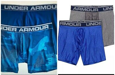 818da8fe956 Men's Under Armour 2-pack Original Series 6-inch Boxerjock Boxer Brief XL  cam