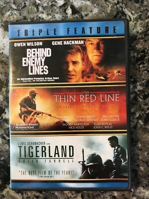 Behind Enemy Lines Tigerland DVD