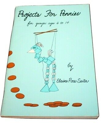 Girl Scout Council of Greater Saint Louis Library Projects for Pennies Book 1989