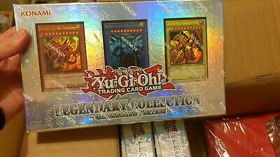 Yu-Gi-Oh Legendary Collection 1 Gameboard Edition Sealed Box LC01 YuGiOh Classic