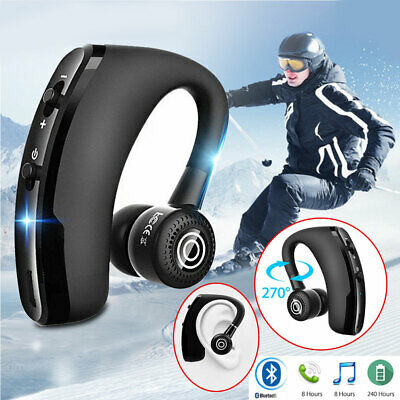 SINGLE Ear Bluetooth 4.1 V9 Auriculares inalámbricos  Cascos Estéreo Microfono