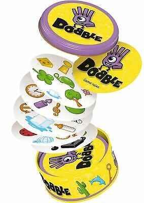 Dobble Match Identical Symbols Card Game Pattern Recognition Family Fun Activity