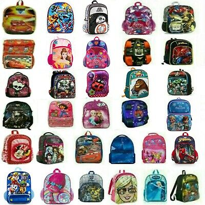Kids School Bag Backpack for Boys/Girls Official Licensed