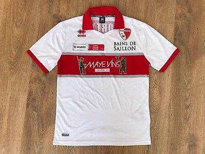 FC Sion Switzerland 2013 - 2014 rare home shirt size L