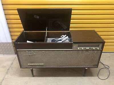 "Retro 1960's Radiogram ""Stereo made by Phillips ."