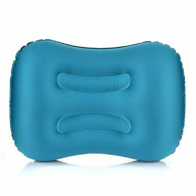 Inflatable Pillow Neck Head Rest Protective Soft Cushion Portable Outdoor Travel
