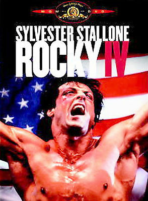 Rocky IV [New DVD] Full Frame, Repackaged, Subtitled, Widescreen, Ac-3/Dolby D