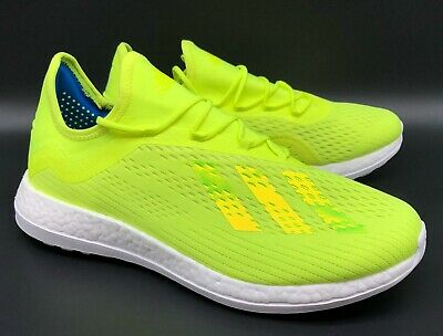 huge discount 7d2b4 849d1 adidas X 18+ Boost Energy YellowWhite LIMITED EDITION Sneakers UK Size 9