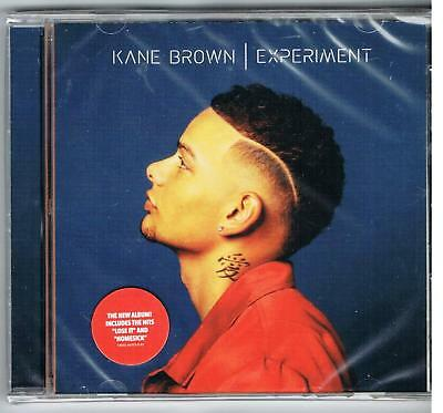Kane Brown Experiment New Factory Sealed CD 2018