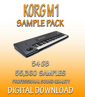 KORG KRONOS - For Propellerheads Reason, Refill + Wav Format- 135 Gb
