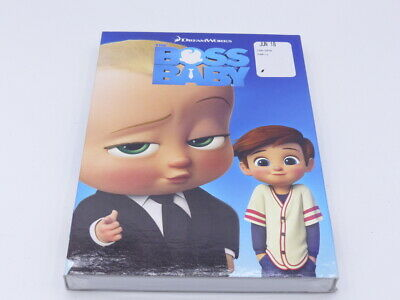 The Boss Baby Dvd New