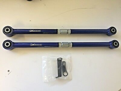 Hardrace Mini Cooper R55 R56 Adjustable Rear Control Arms Camber (UK Stocked)