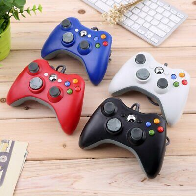 Improved Ergonomic Design USB Wired Joypad Gamepad Controller For Xbox 360 EH26