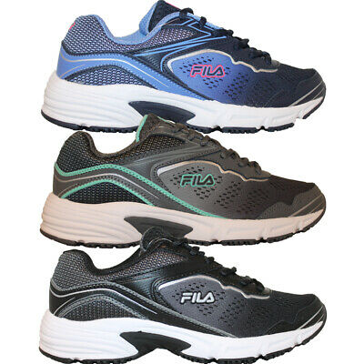 f7b138ef WOMENS FILA MEMORY Runtronic Non Slip Resistant Coolmax Work Shoes Sneakers