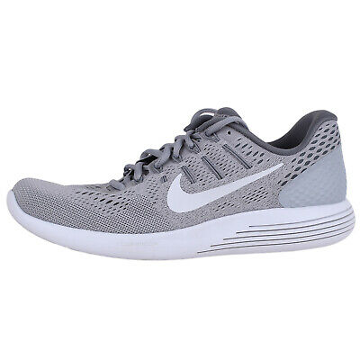 huge selection of bf4b8 00ac8 Nike Femmes Lunarglide 8 Chaussures Course 843726 Wolf Gris Blanc   Gris  Cool