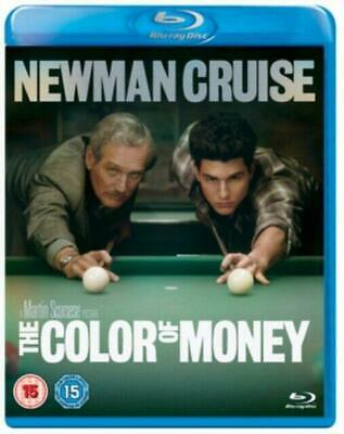The Color of Money (Blu-Ray, 1986) *NEW/SEALED* 8717418476694, FREE P&P