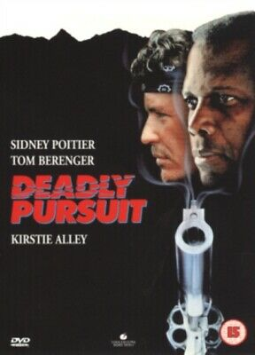 Deadly Pursuit (DVD, 1987) *NEW/SEALED* 5017188884921, FREE P&P