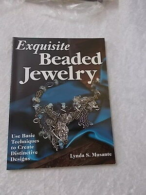 Exquisite Beaded Jewelry by Lynda S Musante   (CB10)