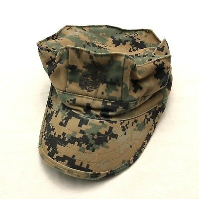 3953d528aeb US MILITARY ISSUE Marine Corps USMC 8 Point Desert Marpat Camo Cover ...
