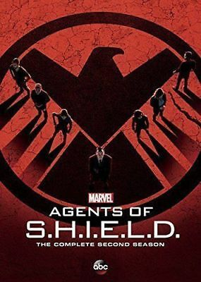 10X Marvel Agents Of S.h.i.e.l.d. The Complete Second Season Dvd Marvel's Shield