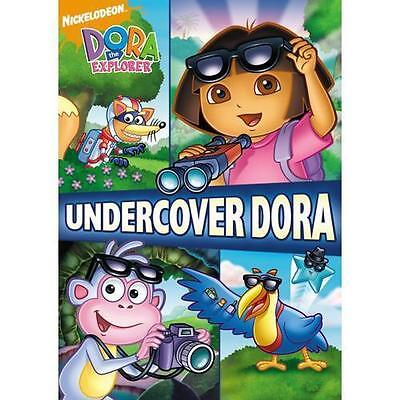 Dora The Explorer - Undercover Dora DVD (AMAZING DVD IN PERFECT CONDITION!! DISC
