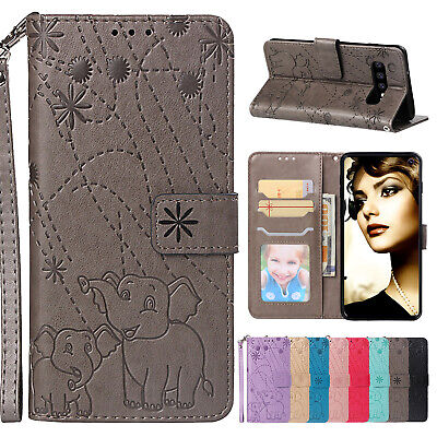 For Samsung Galaxy J7 Pro J5 J3 Case PU Leather Flip Wallet Stand Magnetic Cover