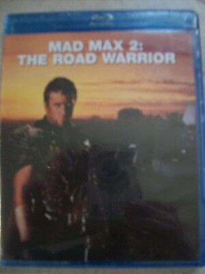 """Film Blu-Ray """"MAD MAX 2 : The Road Warrior"""" Neuf Sous Blister"""