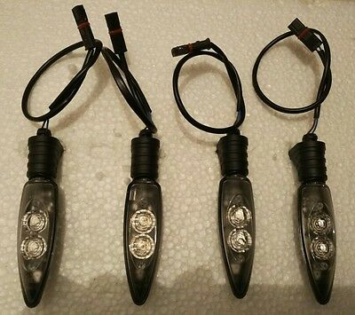 BMW LED Blinker Set Satz Turn Signal Flasher S R 1000 1200 GS R S XR RnineT