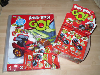 ANGRYBIRDS  GO Trading Cards 001 to 180 BASIC//BASE /& FOIL CARDS  CHOOSE