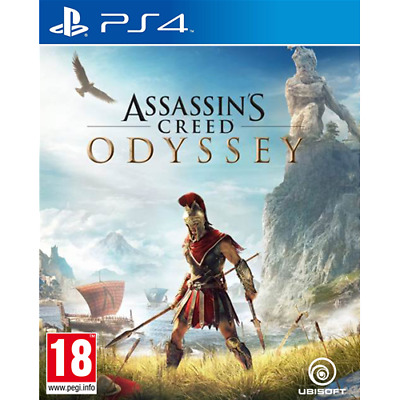 Assassin's Creed Odyssey Ps4 Nuovo Sigillato Playstation 4 Italiano