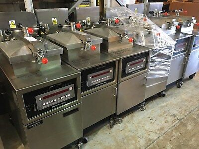 Henny Penny - 8000g GAS Chicken Pressure Fryers ( ORIGINAL ) FREE UK Delivery